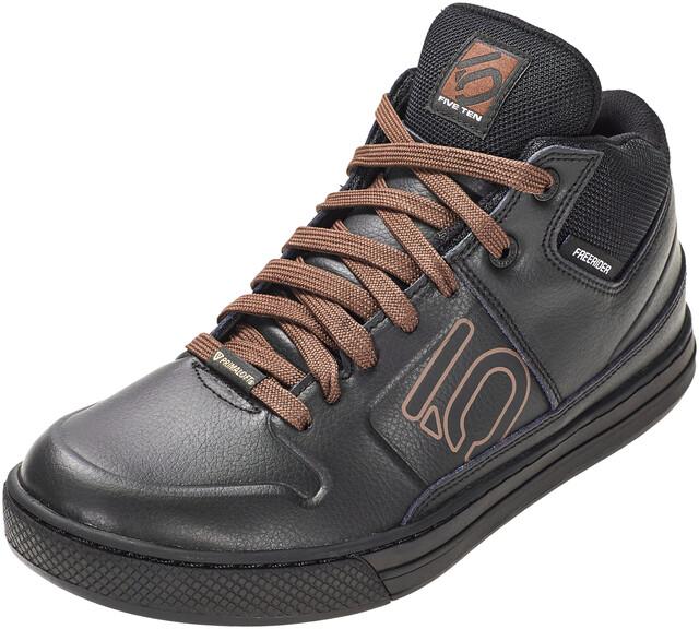 adidas Five Ten Freerider EPS Mid Cut Schuhe Herren core blackbrownfootwear white